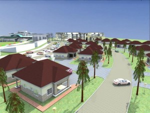PMAN ENTERTAINMENT VILLAGE scheme