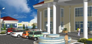 Gombe Leisure Fountain View