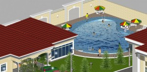 Gombe Leisure Swimming Pool