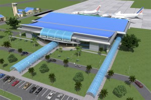 Gombe Airport Terminal Building