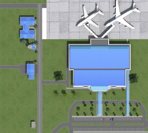 Gombe Airport Site Plan