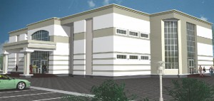 Proposed Lecture Theatre For Abubakar Tafawa Balewa University, Bauchi, Bauchi State