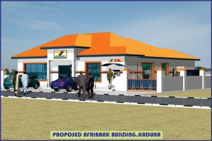 Proposed Afribank Branch, Kaduna.
