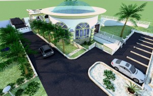 Proposed CBN Govenor's Residence